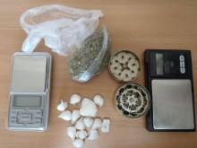 Augustów. Narkotyki w mieszkaniu 19-latka