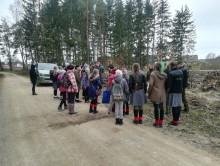Z okazji jubileuszu suwalscy harcerze sadzili las [wideo]