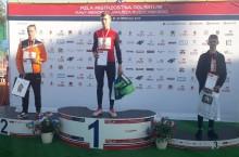 Lekkoatletyka. Piotr Konopko ze złotym medalem mistrzostw Polski i rekordem życiowym
