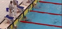 Pływanie. Filip Kosiński brązowym medalistą Letniego Olimpijskiego Festiwalu Młodzieży Europy