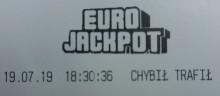 Rośnie kumulacja w Eurojackpot.  W najbliższy piątek zagramy nawet o 160milionów zł