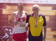 29. Mistrzostwa Polski w Lekkiej Atletyce Masters. Srebrni suwalczanie [zdjęcia]