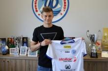 Wigry Suwałki wypożyczyły trzeciego młodzieżowca z Jagiellonii Białystok. Dołączył Michał Ozga