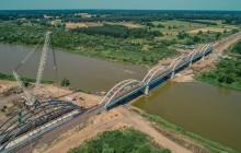 Rail Baltica. Za niespełna rok drugi most i tor na Bugu