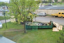 Parkingi przy wtórniku Reja – blokach przy Kowalskiego i Lityńskiego. Najważniejszy poniedziałek
