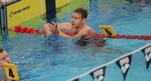 Pływanie. Filip Kosiński mistrzem Polski 15-latków