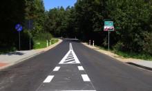 Powiat Sejneński. Budują drogi za pieniądze krajowe i zagraniczne [zdjęcia]