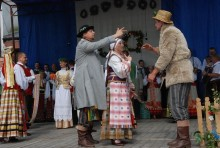 Puńsk.  Festiwal Teatrów Stodolanych