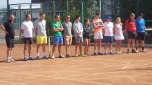Tenis ziemny. Karol Szymański przed Robertem Usarkiem [zdjęcia]
