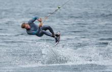 WOSiR Szelment. Wyciąg nart wodnych i coraz modniejszy wakeboarding