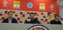 Wigry Suwałki. Dariusz Mazur i Siergiej Chitrikow planują kolejne transfery [wideo]