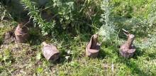 Gmina Dubeninki, 74 lata po wojnie. Tuzin granatów w ogródku