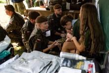 Ratownicy medyczni z 1. Podlaskiej Brygady Obrony Terytorialnej lecą do USA