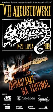 Augustów w rytmach bluesa. VII Augustowski Blues Maraton