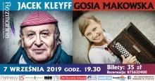Koncert Małgorzaty Makowskiej i Jacka Kleyffa w Rozmarino