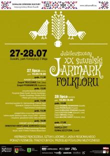 XX Jarmark Folkloru. SOK czeka na wystawców i artystów