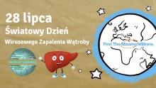 Światowy Dzień Wirusowego Zapalenia Wątroby - jak dbać o wątrobę?