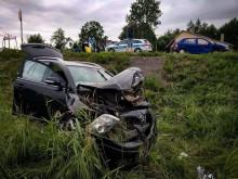 Wypadek w Netcie Drugiej. Pięć osób trafiło do szpitala