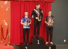 Bowling. Dominik Chomicz i Tristan Chomicz mistrzami Polski juniorów