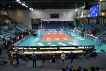 Hala widowiskowo-sportowa Suwałki Arena. Najpiękniejszy obiekt na końcu świata [wideo i zdjęcia]