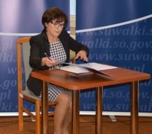 Hanna Lewczuk nie kieruje już Prokuraturą Okręgową w Suwałkach