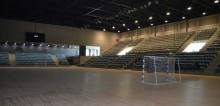 Hala widowiskowo-sportowa Suwałki Arena. W następną sobotę z biletami, w niedzielę już nie
