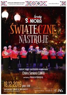 Świąteczne nastroje z Chórem Seniora Canto
