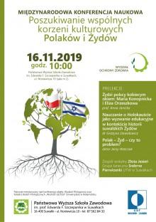 Międzynarodowa konferencja naukowa Poszukiwanie Wspólnych Korzeni Kulturowych w PWSZ