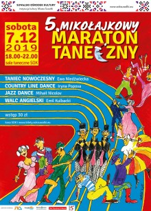 Bilet na maraton taneczny