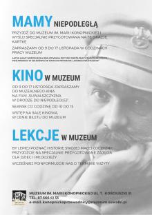 Muzeum Okręgowe w Suwałkach. Wspólne i radosne świętowanie rocznicy odzyskania niepodległości