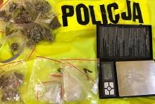 Znaczne ilości narkotyków u dwóch 18-letnich suwalczan [zdjęcia]