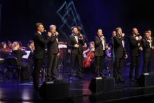 Siła głosu. Koncert dziesięciu tenorów w Suwalskim Ośrodku Kultury [zdjęcia]