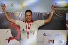 Po 55 IMP w badmintonie. Kamila Augustyn po raz 16. mistrzynią Polski w singlu [zdjęcia]