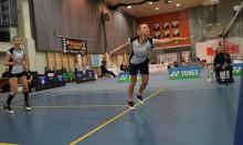 46. Drużynowe Mistrzostwa Polski w Badmintonie. Kto ma lepsze kobiety, ten wygrywa [zdjęcia]