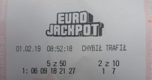 Eurojackpot. Gramy dalej, w kolejnym losowaniu do wygrania będzie nawet 265 mln zł