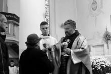 Zmarł ksiądz Ryszard Gwiazdowski, wieloletni proboszcz parafii św. Aleksandra w Suwałkach
