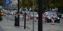 Ulica Kościuszki ma być równa. Kostka wzdłuż Parku Konstytucji zostanie ułożona w łuki rzymskie