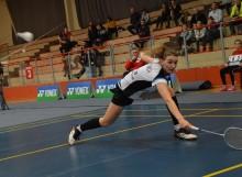 Badminton. Dwa złota Anastazji Chomicz, brąz Weroniki i Wiktorii na GP J i M