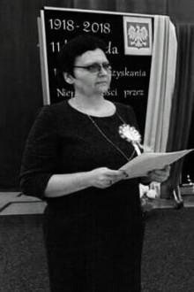 Zmarła Jolanta Nowakowska, dyrektor SP nr 4
