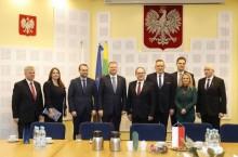 Premier Litwy u prezydenta Suwałk. Do końca roku miejsce na litewskie przedszkole [wideo]