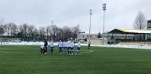 Żalgiris Kowno - Wigry Suwałki 3:0. Pierwszy mecz na świeżym powietrzu i pierwsza porażka