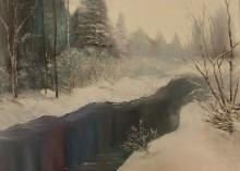 Pejzaże Agnieszki Biłdy w Galerii Jednego Obrazu