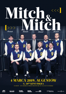 Muzyczny szał, czyli koncert Mitch&Mitch; w Augustowie