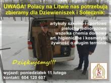 Wraz z suwalskim Muzeum możesz pomóc Polakom na Litwie