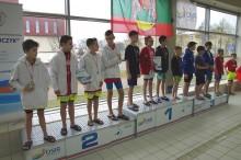 Pływanie. Udany występ suwalczan w Międzywojewódzkich Drużynowych Mistrzostw Młodzików [zdjęcia]