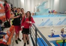 Pływanie. Filip Kosiński z wygraną na 200 m i trzema rekordami Polski 15-latków