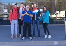 Pływanie. Filip Kosiński pobił dwa rekordy Polski 15-latków