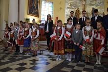 Obchody 228. rocznicy uchwalenia Konstytucji 3 Maja w Raczkach [zdjęcia]