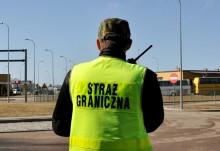 Funkcjonariusze Straży Granicznej jak policjanci. Ukradł osiem piw, zapłacił 500 złotych