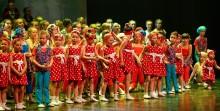 Świętowali artyści Studio Tańca Dance Academy. Może i dla nich zaświecą Światła Broadwayu [zdjęcia]
